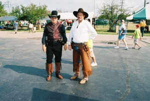 Ohio Cowboy Mounted Shooters