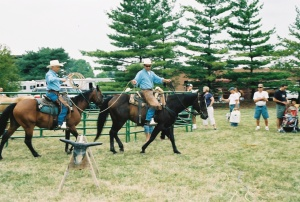 Roping Demonstration