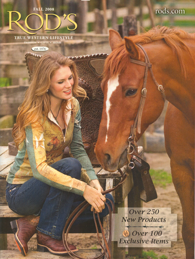 Rod's Western Palace Fall Catalog