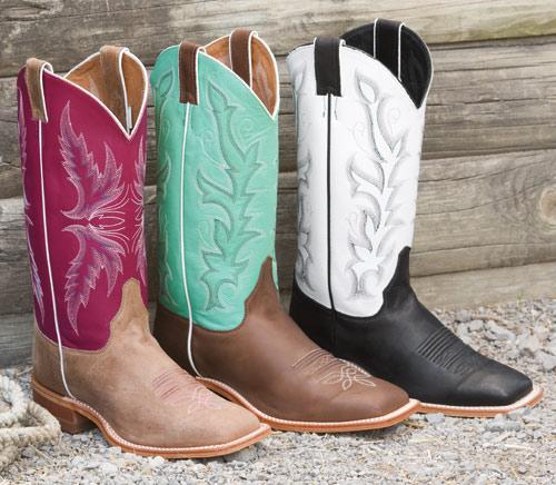 Popular Justin Boots Women39s Squaretoe Bent Rail Boot  ShopStyle