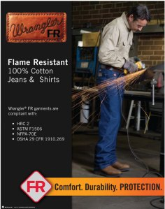 Wrangler Flame Resistant Clothing