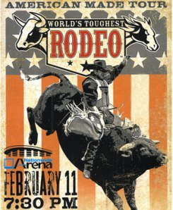 World's Toughest Rodeo Visits Columbus, OH