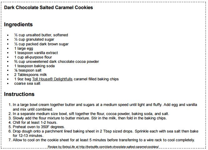 cookie-recipe